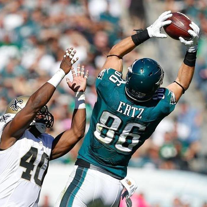 Zach S Ribs H Ertz Philadelphia Eagles Dynasty